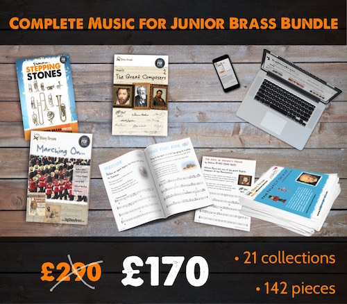 Complete Junior Brass Bundle
