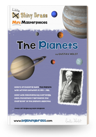 Mini Masterpieces: The Planets