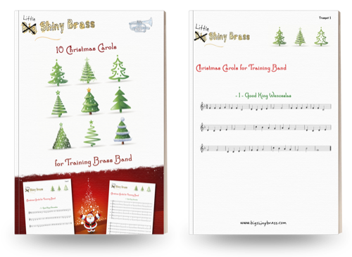 Training Band Christmas Carols